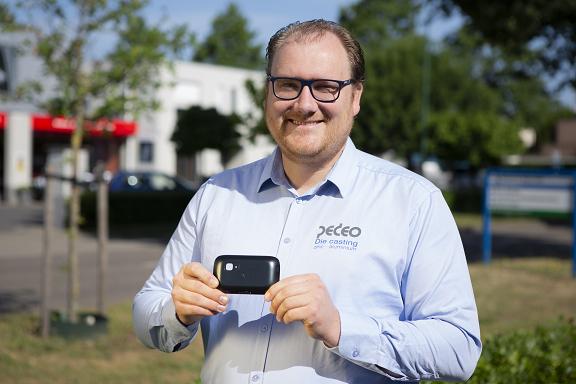 Pedeo produceert behuizing voor veiligste digitale portefeuille ter wereld