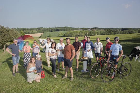 De Vlaamse Ardennen, paradijs voor fietsers en wandelaars